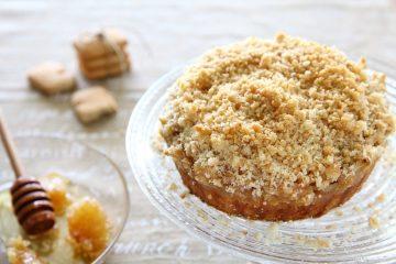 מתכון חגיגי: עוגת תפוחים