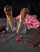 מתכון: גלידה ביתית – שוקולד ופטל