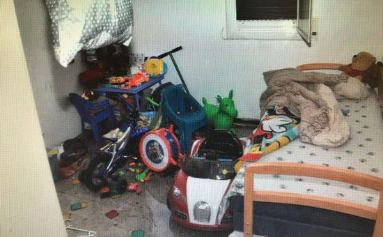 חדר הילדים שהוצת