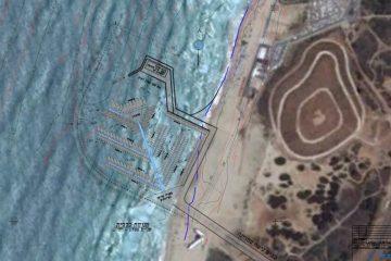 אחווה ימית: תוקם מרינה משותפת לבת ים וראשון לציון