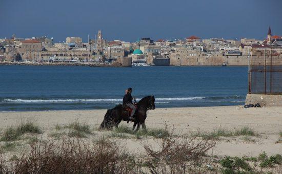 חוף עכו- צלם אילן מליסטר