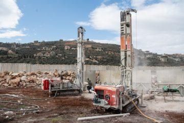 """תיעוד מקרוב: פעילות צה""""ל במנהרות החיזבאללה"""