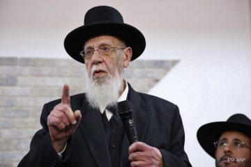 עצרת 'מחאת השבת' בתל אביב