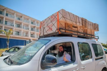 """תיעוד: חמ""""ל המצות הגדול בישראל"""