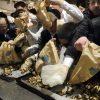 ירושלים: 'תנור ראשון' של חמץ