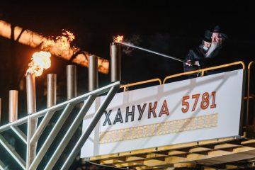 מעמד פרסומי ניסא במרכז מוסקבה