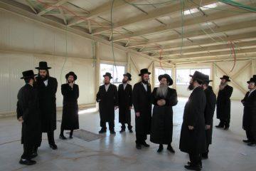 ויז'ניץ חנכו באלעד את 'בנייך'
