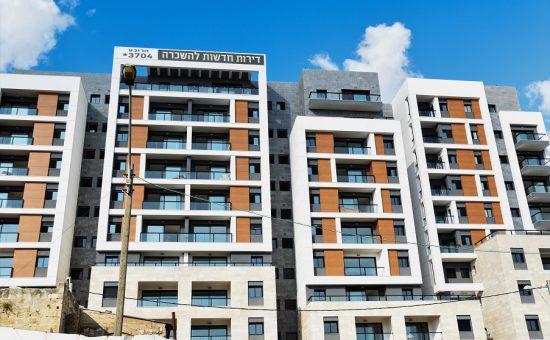 חנוכת פרויקט הרובע של חברת גולדן ארט בחיפה צילום קובי סרור