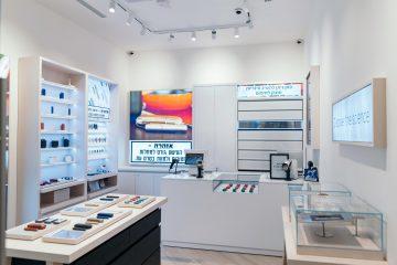 חנות נוספת של אייקוס (IQOS) של פיליפ מוריס