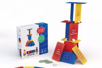 טדאם! על קלפים, מגדלים ורגשות | משחק מעצים