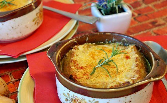 טוסט גבינה למרק מלחם פשתן
