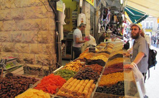 טיולי Free Tour- שוק מחנה יהודה | צילום: יוחאי כורם