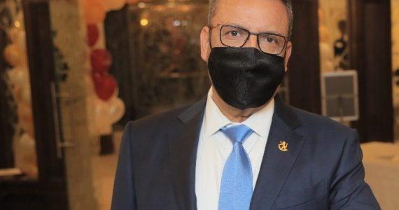ראש עיריית ירושלים הגיע ליום החיסון בדיור מוגן