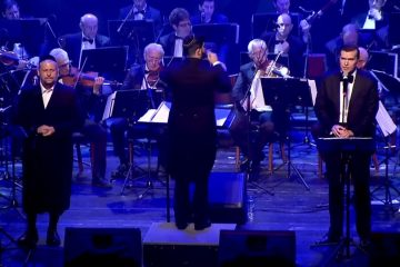 'טנור בשניים' – כשיוסל'ה ולאונרד כהן נפגשו על הבמה
