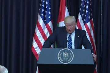 טראמפ: תקיפת איראן לא בוטלה אלא נדחתה