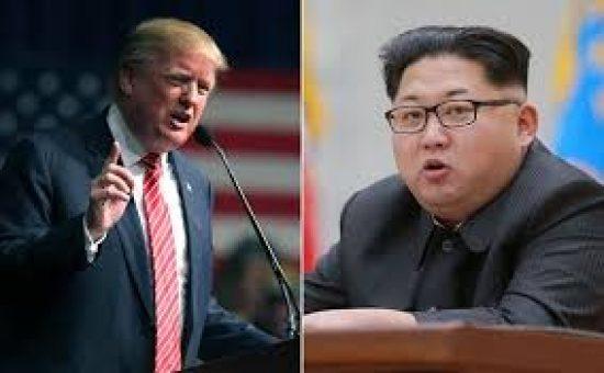 טראמפ  וקים גון און