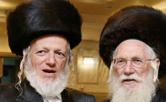 יהודה משי זהב עם אביו