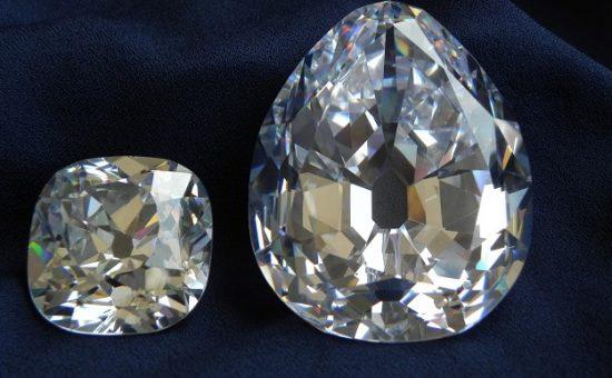יהלום  - סוכות במוזיאון היהלומים. צילום איריס אורטמן - מכון היהלומים.