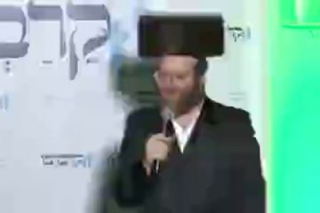 """יואלי ליבוביץ מגיש: """"רבי נחמן ראש בני ישראל"""""""