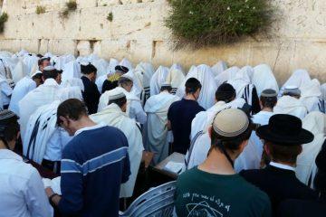 הילולה ויום ירושלים: אלו הכבישים שיחסמו