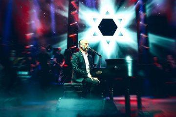 יונתן רזאל בביצוע Live לשיר 'דוד'
