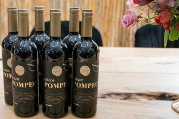 מעלה זכרונות: פומפאו ויין ישראלי