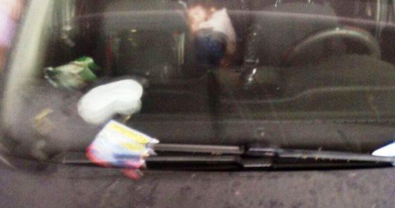 בני ברק: הפקח גילה ילדה ברכב