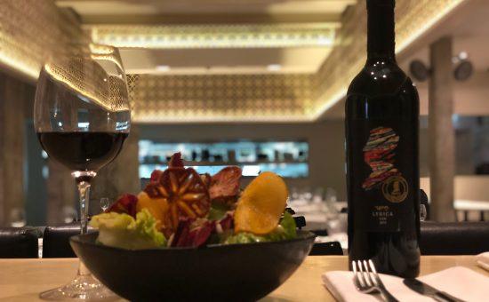 יקב היוצר ומסעדת דקא בקונספט יין ואמנות | צילום: מלי בן שימול