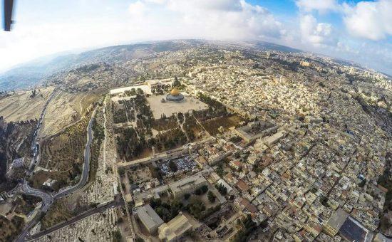 ירושלים ממעוף ציפור (3)