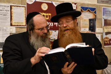 אלפים ביריד הספרים של 'המבשר' ועיריית ירושלים
