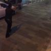 תיעוד דרמטי: הירי במחבל ממתחם שרונה