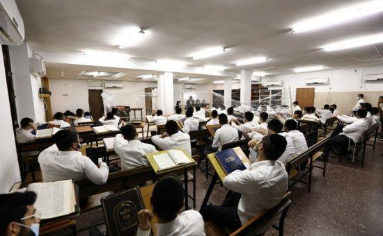 אילוסטרציה: ישיבת באר יעקב, צילום יעקב כהן (6)