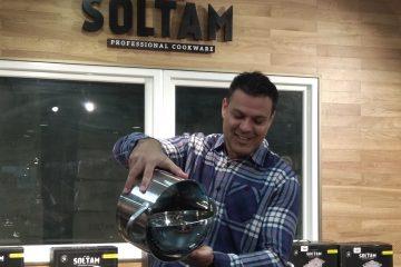 מיתוג חדש לסולתם: מקצוענות בכלי בישול