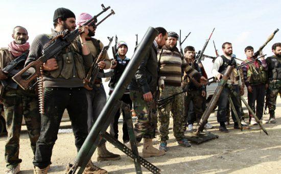 כוחות המורדים בסוריה