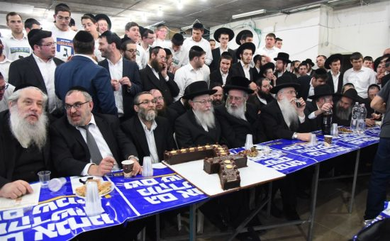 כינוס ניצחון יהדות התורה צילום משה גולדשטיין (3)