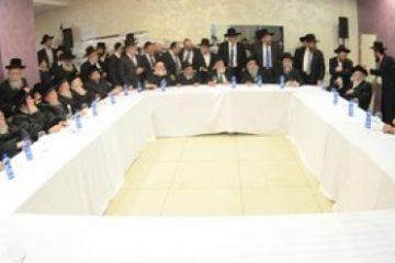 חילוקי דעות חריפים ביהדות התורה