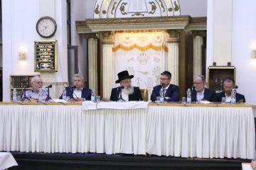 גלריה: כינוס הרבנים ב'דרכי הוראה'