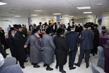 ז' אדר: חברות קדישות בירושלים התכנסו