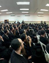 מאות בכנס זעקה והסברה כנגד מיסיון