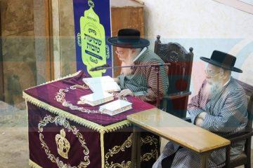 גלריה: כינוס בתולדות אהרן