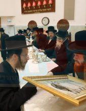 גלריה: 17 אברכים הוכתרו כמורי הוראה בכולל בקאליב