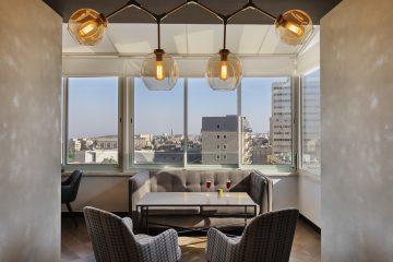 """מלון ibis styles מציג את ה""""City Roof Lobby"""""""