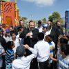 חגיגה ב'ביתר לנד': אלפי ילדים וראש עיר אחד