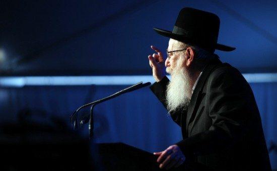 יעקב ליצמן (קובי גדעון לעמ)