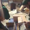 """המג""""בניקים פשטו על מחסן בי-ם ותפסו 37,200 ביצים"""