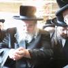 """הנשיא ניחם את האדמו""""ר מבעלזא: """"הרבנית ע""""ה גידלה אותך בימי צער ודחק"""""""