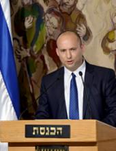 """גיסו של רה""""מ: """"בנט מנהיג העתיד של ישראל"""""""