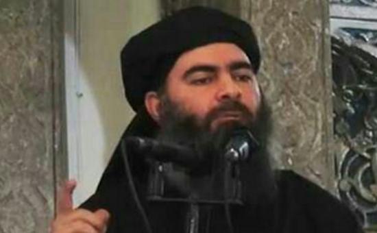 """אבו בכר אל בגדאדי, מנהיג דאע""""ש"""