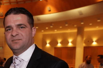 פורש: פיני עזרא נפרד מככר ספרא