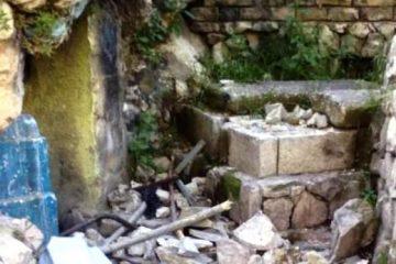 חולל קברו של מפרש המשנה